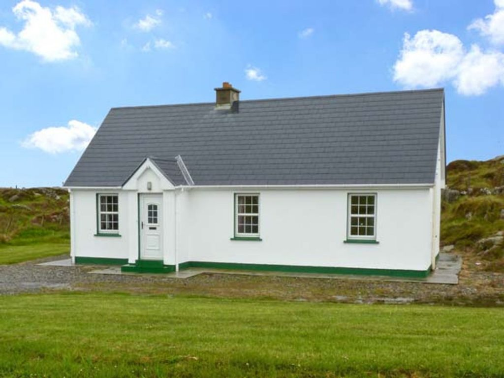 Lullymore Cottage, Cruit Island