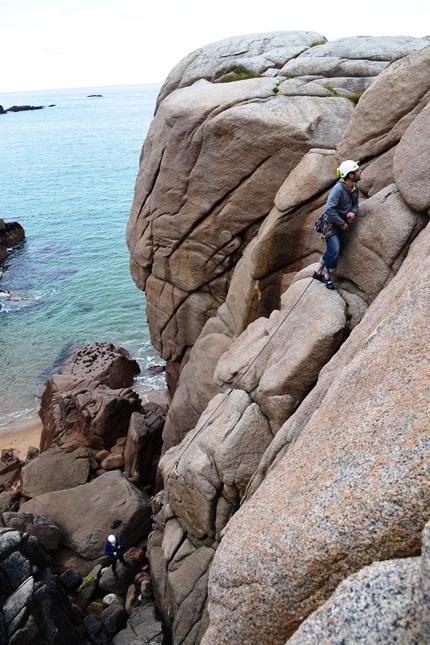 Cruit rock Climbing