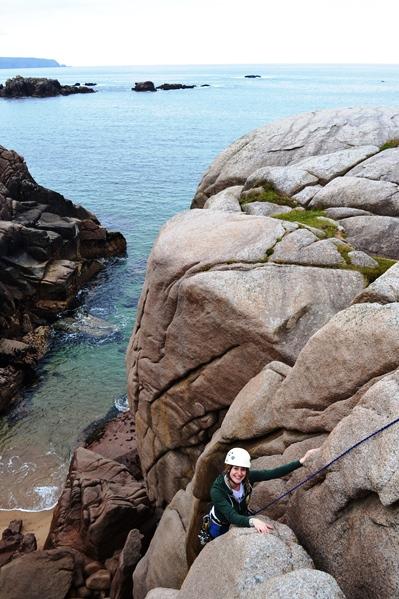 Rock Climbing Cruit